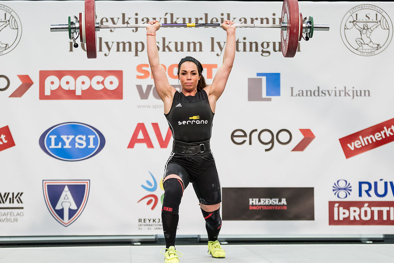 Olympic Lifting, RIG Games Iceland